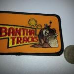 Star Wars: Parche de Tela Bantha Tracks