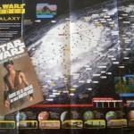 Star Wars Insider: Afiche Mapa de la Galaxia
