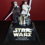 Mini-Standee, Club de Fans Star Wars